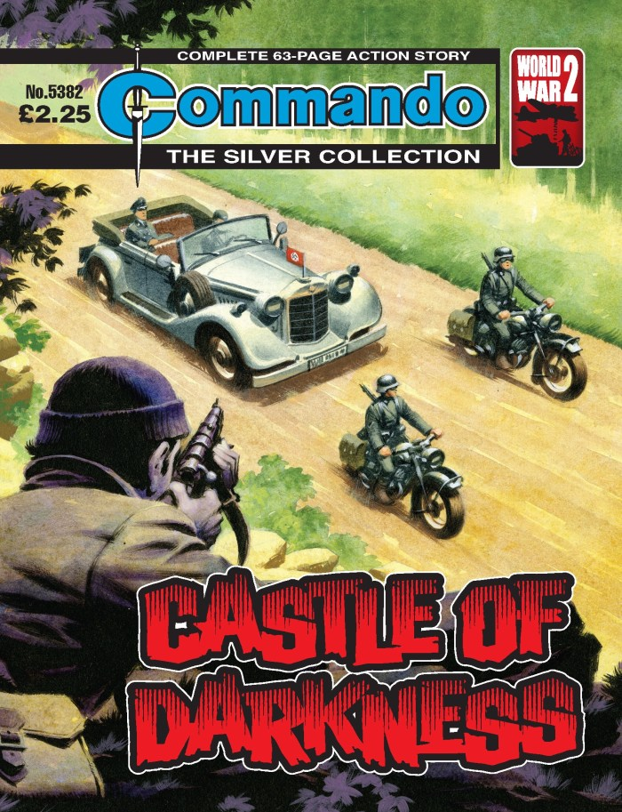Commando 5382: Silver Collection: Castle of Darkness