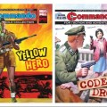 Commando Issues Issues 5387 - 5390