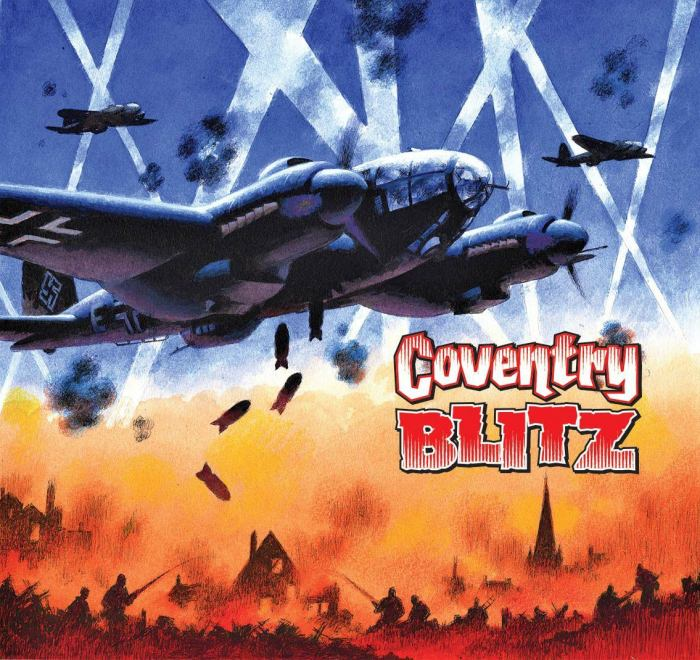 Commando 5383: Home of Heroes: Coventry Blitz Full