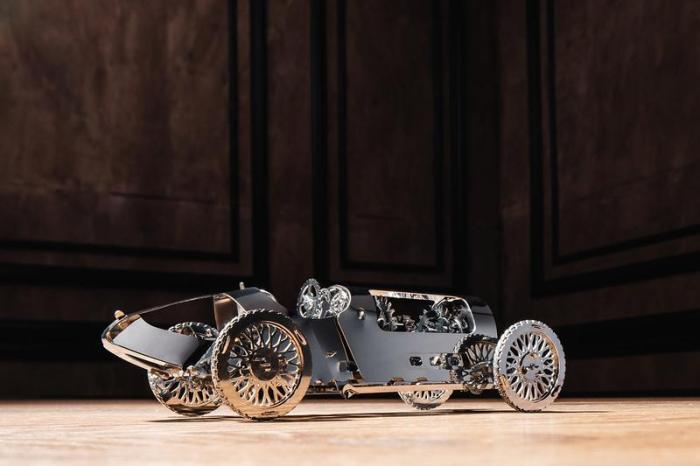 D2 Direct Model - Silver Bullet