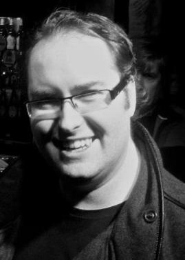 Cutaway Comics founder Gareth Kavanagh