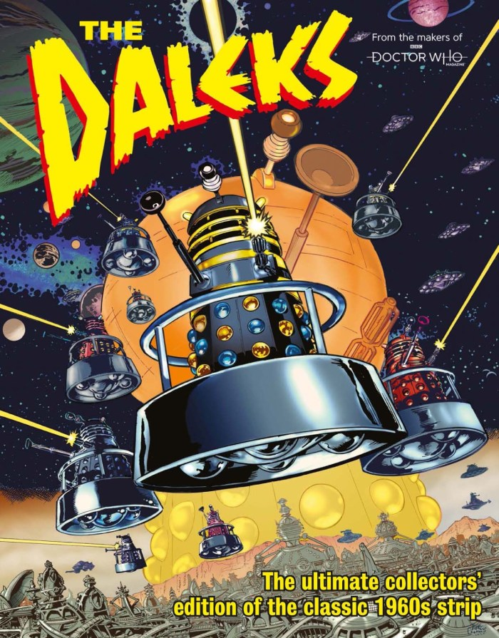 Doctor Who Magazine presents THE DALEKS - Cover