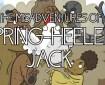 The Misadventures of Spring-Heeled Jack by Tom Sparke