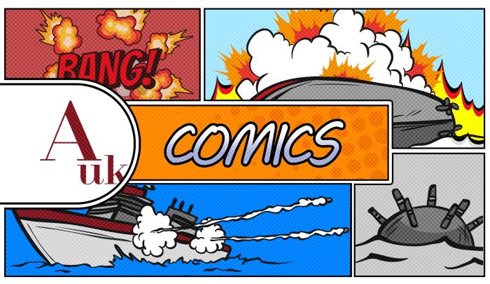 AUK Comics