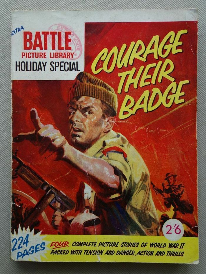 Battle Picture Library Holiday Special 1964