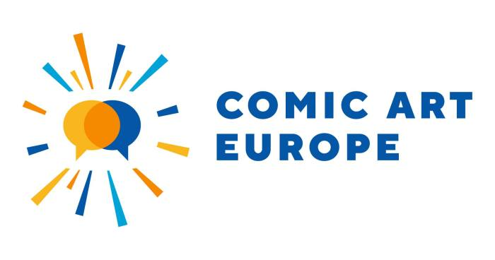 Comic Art Europe Banner