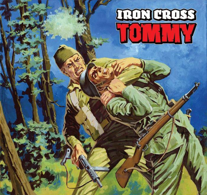 Commando 5392: Gold Collection: Iron Cross Tommy Full