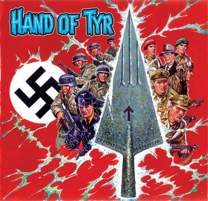 Commando 5393: Action and Adventure: Hand of Tyr Full