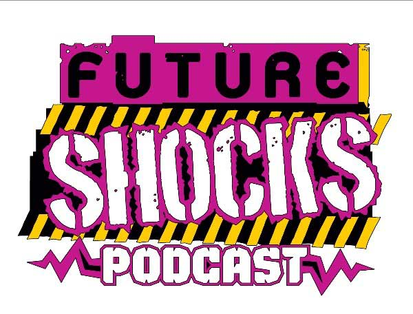 2000AD - Future Shocks Radio