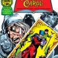 Marvel Classic Comics #36 - A Christmas Carol - cover by Bob Hall