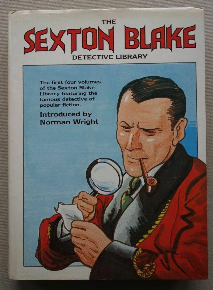 Sexton Blake Detective Library Book 1989