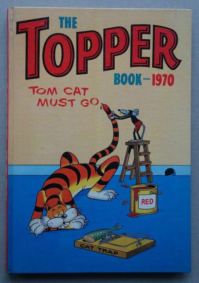 The Topper Book 1970