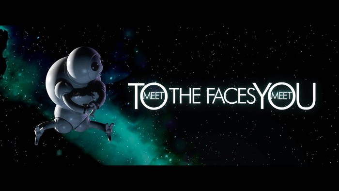 To Meet the Faces You Meet - Promotional Image