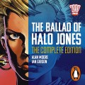 The Ballad of Halo Jones Audio Adaptation - Penguin Audio Cover