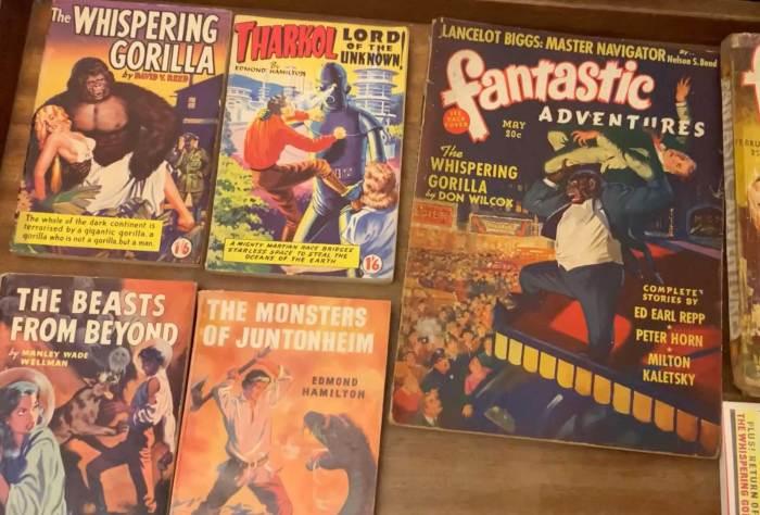 1950s British Science Fiction Episode 10 - Whispering Gorilla