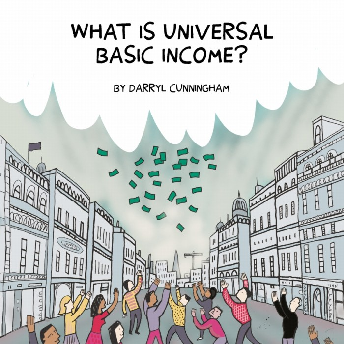 An Equal Future – Inspiring Social Innovations from Finland, the UK and Ireland  -  Universal Basic Income