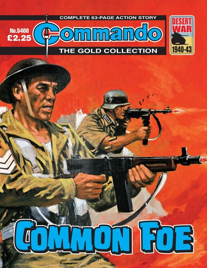Commando 5400: Gold Collection - Common Foe