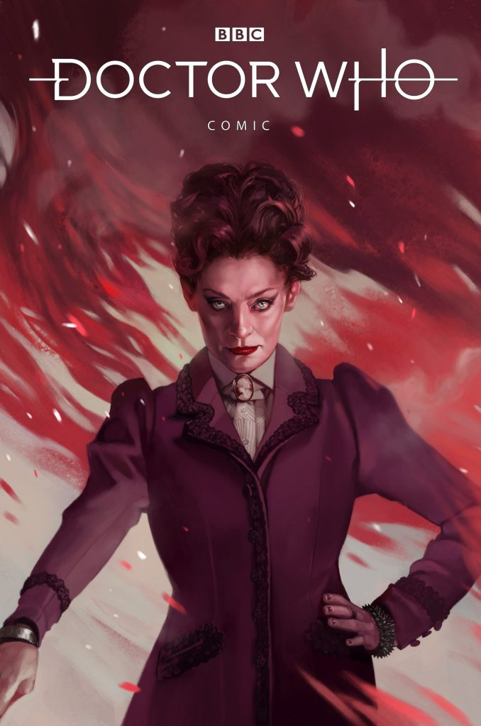 Doctor Who: Missy #1 Cover C: Claudia Caranf