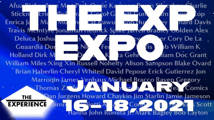 The_EXP - January 2021 - Virtual Convention