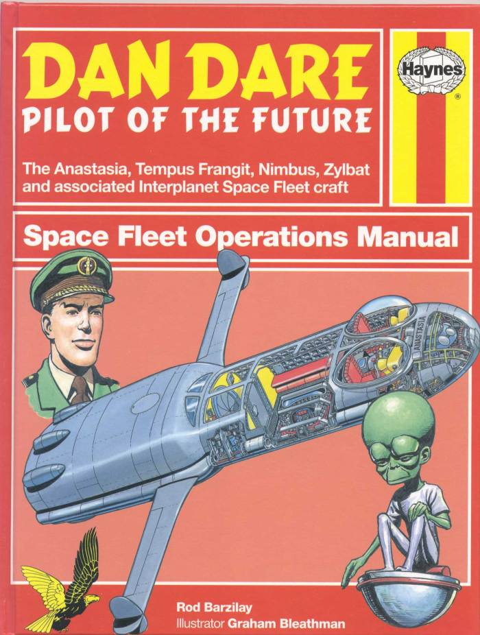 Dan Dare: Spacefleet Operations Manual