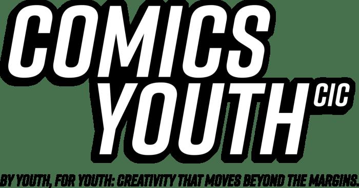 Comics Youth CIC Logo