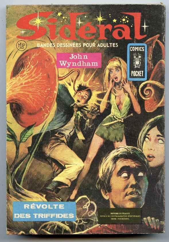 Sideral Issue 63 - Day of the Triffids Issue (French)
