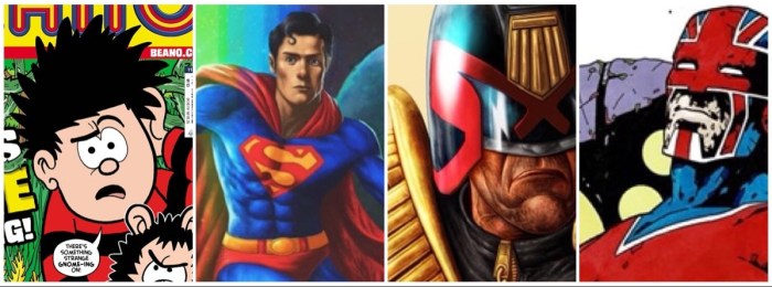 ComicScene Community Top 40 Favourite Comic Characters 2021 Montage