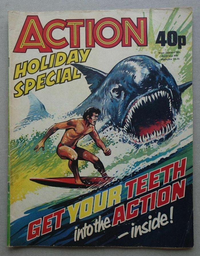 Action Summer Special 1979