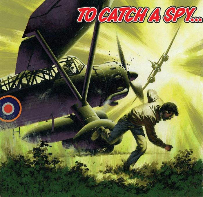 Commando 5410: Silver Collection - To Catch a Spy… Full