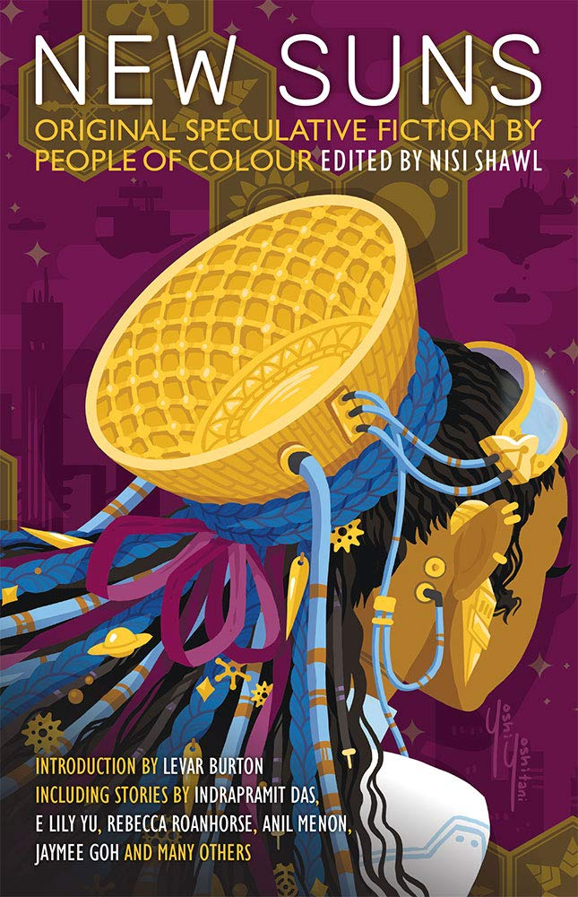 New Suns: Original Speculative Fiction by People of Colour