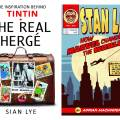 White Owl Books - The Real Hergé | Stan Lee
