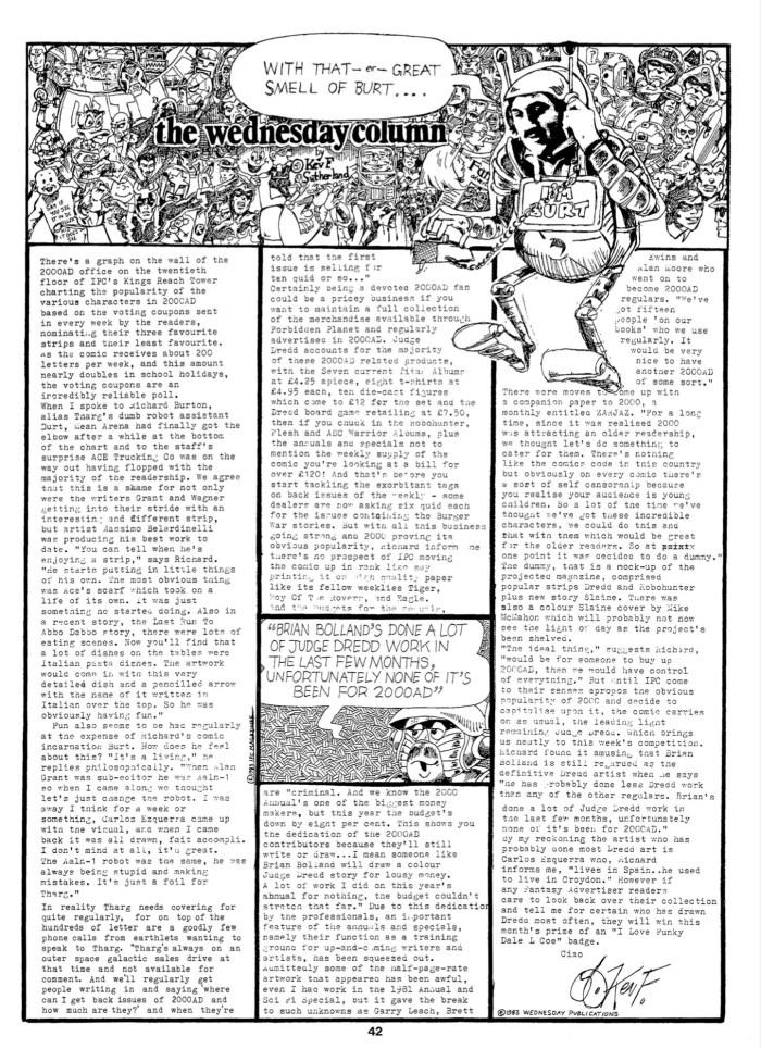 Fantasy Advertser #80 - Sample Page