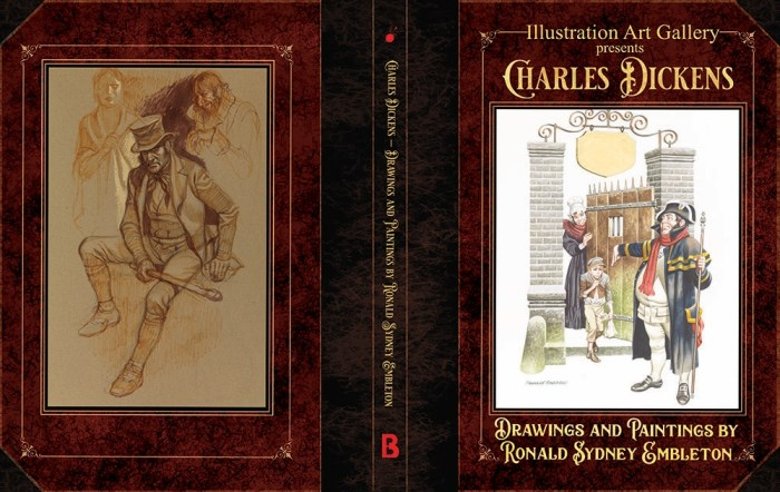 Charles Dickens: Drawings and Paintings by Ron Embleton