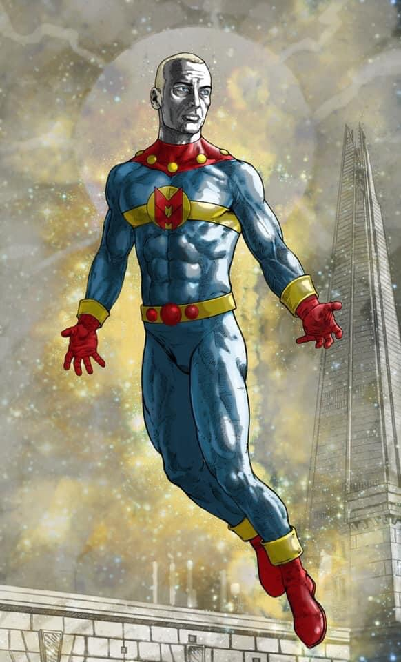 Miracleman by Charlie Gillespie