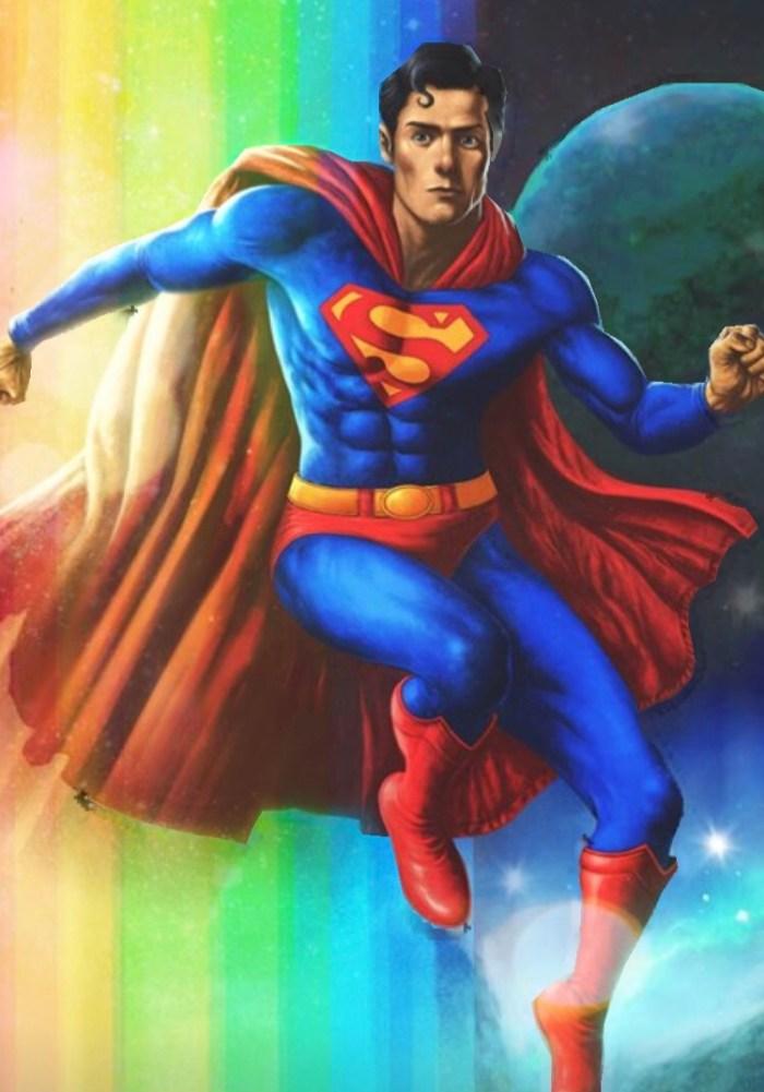 Superman by Charlie Gillespie
