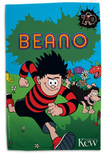Beano Tea Towel (2021)