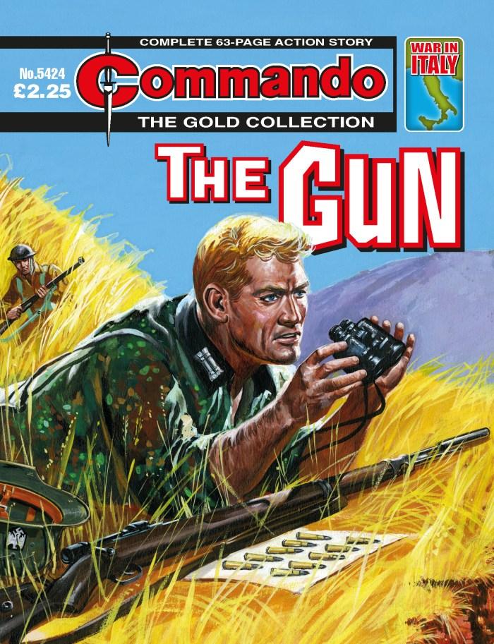 Commando 5424: Gold Collection - The Gun