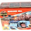 Kenner M.A.S.K MASK Boulder Hill Play-set