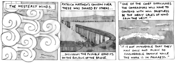 The Tay Bridge Disaster by David Robertson