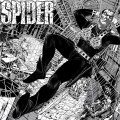 The Spider (aka Flierman in Spain), art by Javier Orabich Frutos