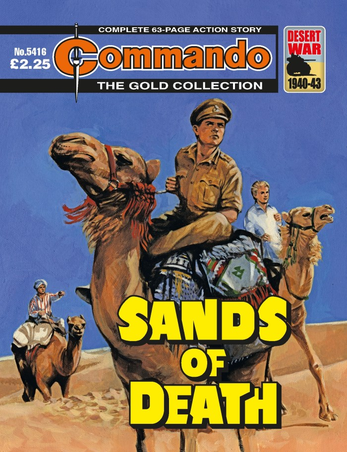 Commando 5416: Gold Collection: Sands of Death
