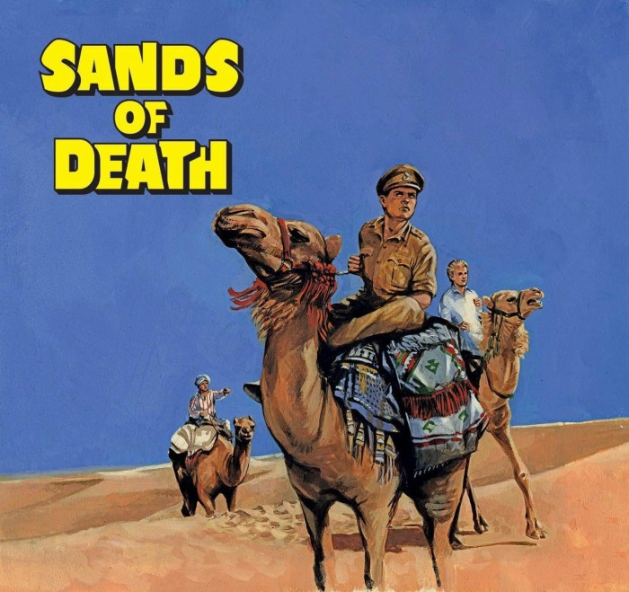 Commando 5416: Gold Collection: Sands of Death Full