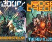 2000AD 2224 and Judge Dredd Megazine 430