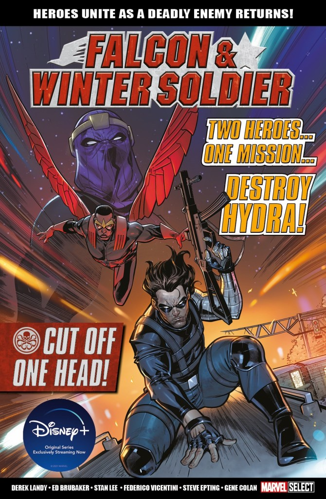 Falcon and Winter Soldier: Cut Off One Head