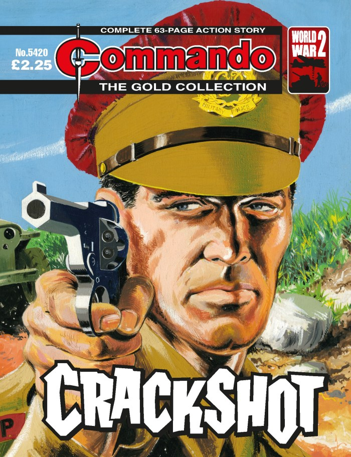 Commando 5420: Gold Collection - Crackshot