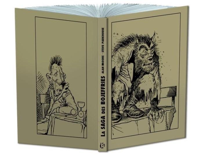 The Bojeffries Saga - French Collection Mavericks Edition