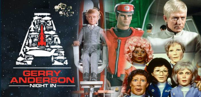 Gerry Anderson's Night In  2021