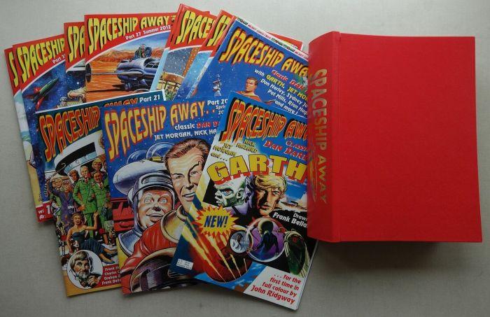 Spaceship Away Fanzine Issues 1 - 31 (2003 - 2013)