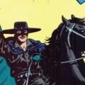 American Mythology - Zorro New World #1 SNIP