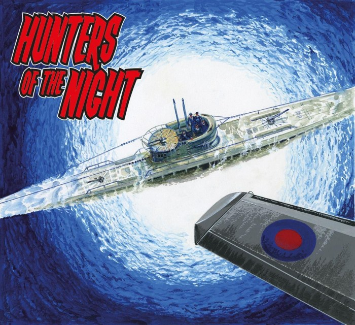 Commando 5438 Silver Collection: Hunters of the Night Full